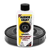 GREEN24 MN380 Marmor + Granit Glanz Reiniger für Wischroboter, Nasswisch-Roboter, Reinigungsroboter und Bodenwischroboter - Reinigungsmittel und Pflegemittel