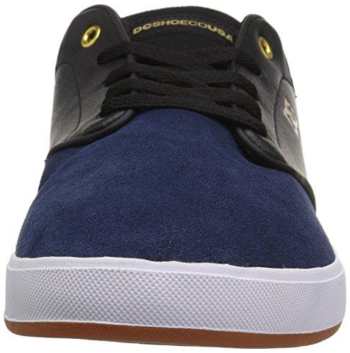 DC - Schuhe - Herren Visalia Lowtop Schuhe Navy/Black