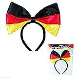 Deutsch Flagge Stirnband - WM Hüte - Neuheit Zubehör