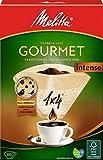 Melitta, 80 Filtres à Café, Taille 1x4, Pour Cafetière à Filtre, Gourmet Intense,...