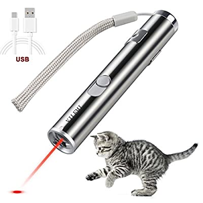 3 in 1 Multi Function Funny Cat Toys Interactive toys Training Tools with USB Charging
