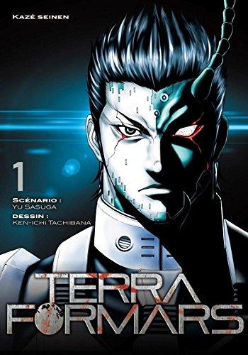 Couverture du livre Terra Formars Vol. 1