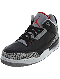 competitive price 92793 6eb55 Air Jordan 3 OG Retro OG 'Black Cement 2018' - 854262-001