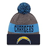San Diego Chargers New Era 2016 NFL Official Sideline Sport Knit Hat