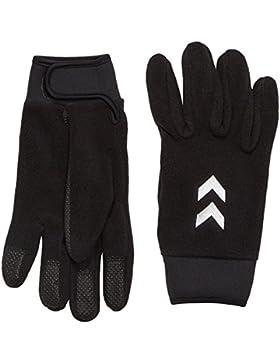 Reproductor de guantes de invierno Cold guantes abejarrón, todo el año, unisex, color Negro - negro, tamaño M