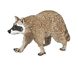Safari S223029 Wild North American Wildlife Raccoon Miniatura