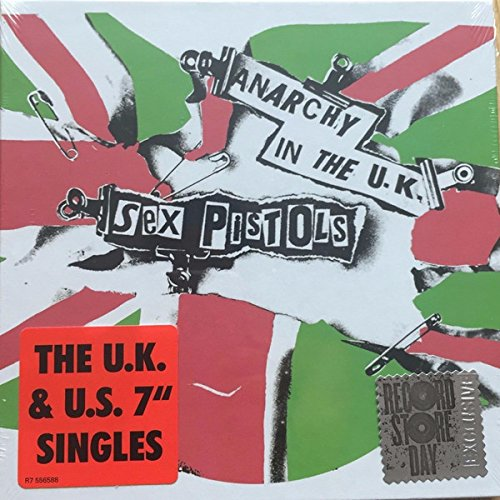 Anarchy In The U.K.: The UK & Us Singles