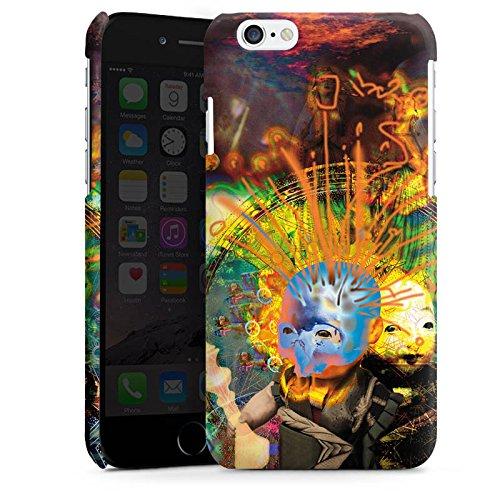 Apple iPhone 6 Housse Étui Silicone Coque Protection Galaxie Galaxie Ciel Cas Premium brillant