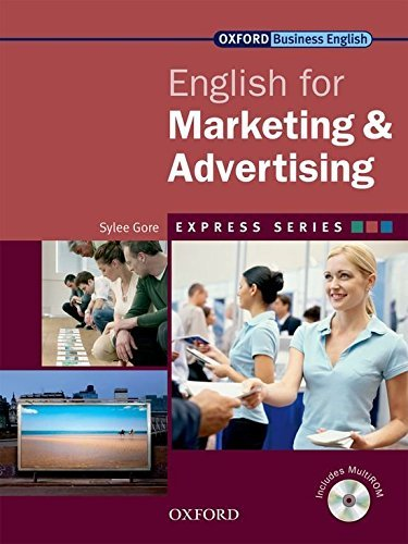 Express Series: English for Marketing and Advertising by Sylee Gore (2007-09-13)
