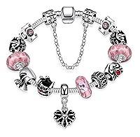 SZHTSWU Bracelet for Women Girl with Crystals Birthday Gift