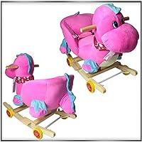 Spielzeug Schaukelpferd Plüsch Schaukeltier Pferd Lieder Spielzeug Kinder Baby P101
