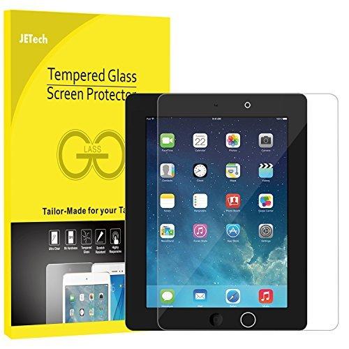 JETech J0337 Protector de Pantalla para Apple iPad 2 iPad 3 iPad 4, Vidrio Templado