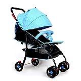 Peixia Department Store Kinderwagen Ultraleichter Kinderwagen Klappwagen Geeignet für 6-36 Monate Baby Buggys Kinderwagen (Farbe : 4#)