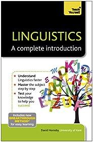 Linguistics: A Complete Introduction: Teach Yourself