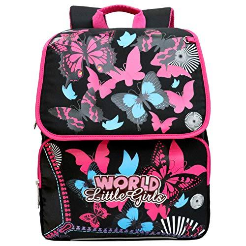 """JASMINE STAR®, Zainetto per bambini Butterfly 37x27x20cm/14.58x10.64x7.88"""""""