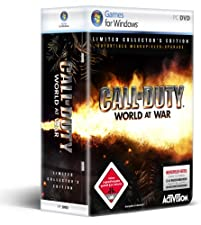 Call of Duty: World at War - Limited Collector's Edition (DVD-ROM) - exklusiv bei Amazon