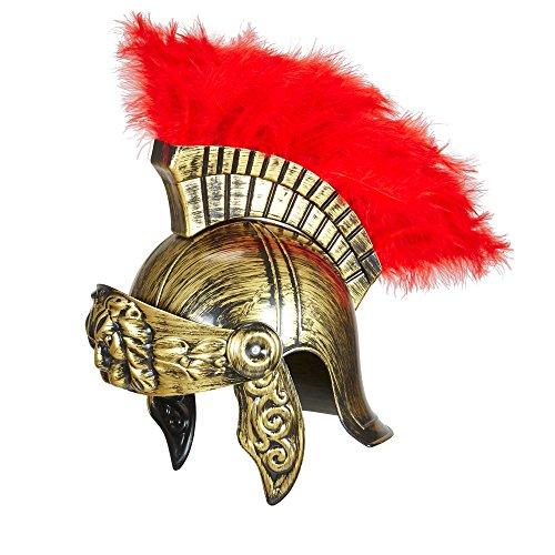 Widmann 03612 - Römischer Helm im antiken Gold
