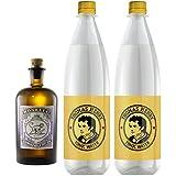 1 x Monkey Gin & 2 x Thomas Henry 1,0 Liter Tonic