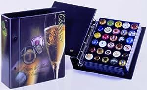 Album pour 90 capsules Champagne 7865