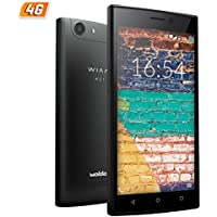 "Wolder WIAM #51 SIM doble 4G 8GB Negro - Smartphone (12,7 cm (5""), 8 GB, 5 MP, Android, 6.0, Negro)"