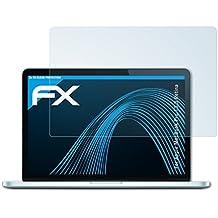 atFoliX Lámina Protectora de Pantalla para Apple MacBook Pro 13,3 Retina Película Protectora,