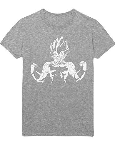 T-Shirt Vegeta C112247 Grau L