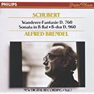 "Schubert: Piano Sonata in flat, D.960/ ""Wanderer"" Fantasie, D.760"