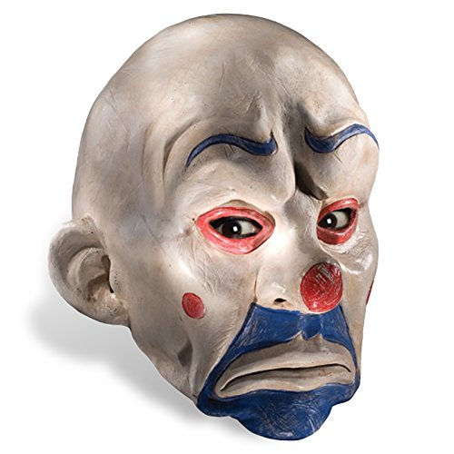Batman Maske The Joker Clown Halloween Clownmaske