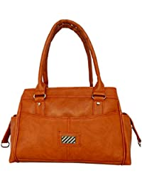All Day 365 Women's Shoulder Bag (Allday365Hbc39 , Brown)