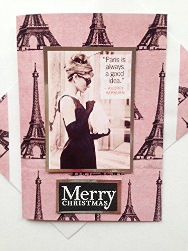 audrey-hepburn-happy-birthday-handmade-greetings-card-birthday-xmas-celebrations-thanksgiving-chilla