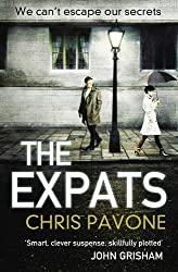 The Expats by Chris Pavone (2012-03-06)