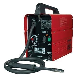 Sealey MIGHTYMIG100 Professional No-Gas MIG Welder 100Amp 230V