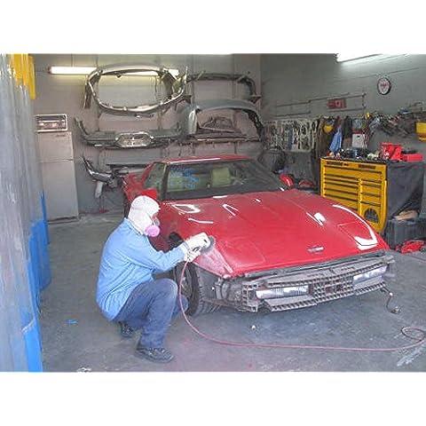 Inicio de taller Garage automático cuerpo muestra el plan de negocio en español!