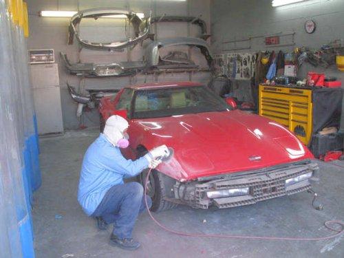Inicio de taller Garage automático cuerpo muestra el plan de negocio en español! por Kelly Lee