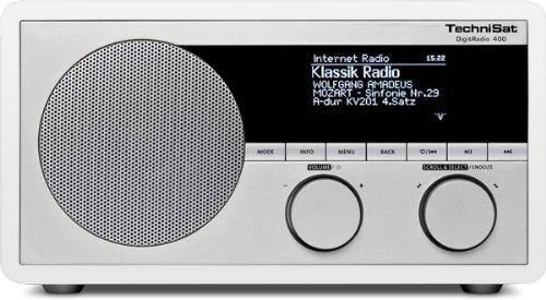technisat digitradio 400 (dab+/ukw & internetradio, wlan, upnp ... - Bluetooth Radio Küche