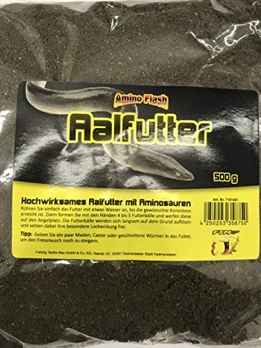 FTM Aalfutter Amino Flash von Fishing Tackle Max -