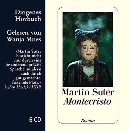 Montecristo (Diogenes Hörbuch)