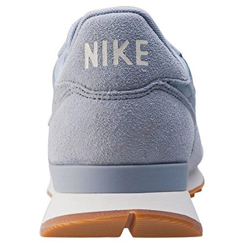 Nike Damen Wmns Internationalist Low-Top Grau