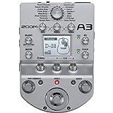 Zoom A3 DI Box multi-effets Pédale de simulation à modélisation pour Guitare acoustique