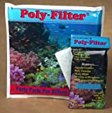 """Poly Bio Marine Products Poly Filter Pad 4 X 8"""""""