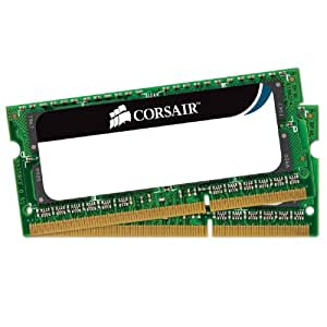 Corsair CMSO8GX3M2A1333C9 Value Select 8GB (2x4GB) DDR3 1333 Mhz CL9