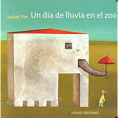 Un día de lluvia en el zoo (pequeñológuez)