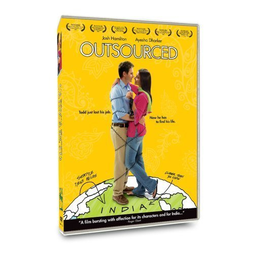 Outsourced by Ocean Park Home Entertainment by John Jeffcoat