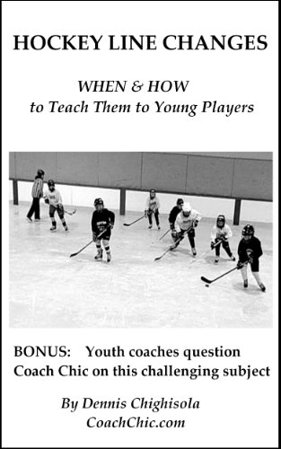 Usato, Hockey Line Changes - WHEN & HOW to teach them to young usato  Spedito ovunque in Italia
