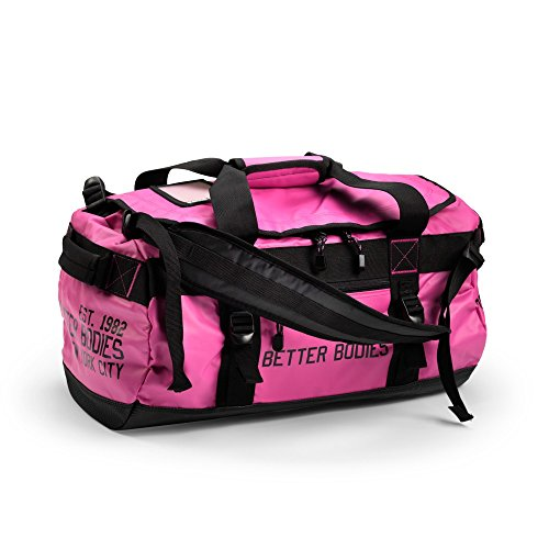 Better Bodies Damen Sporttasche Duffel Bag schwarz