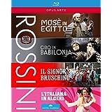 Rossini Festival Collection. Abbado, Crutchfield, Rustioni, Encinar.