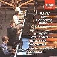 Bach - Concertos Pour 3 Et 4 Pianos
