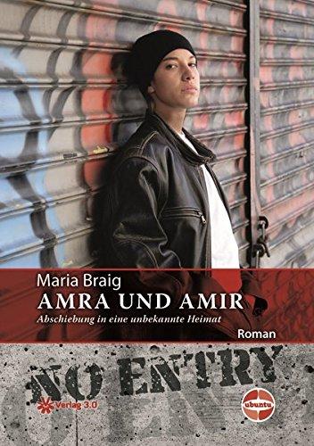 Buchseite und Rezensionen zu 'Amra und Amir' von Maria Braig