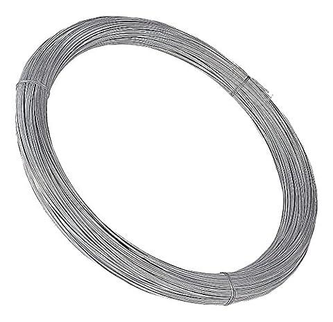 Supreme de fil de fer Galvanisé 1,5 mm x 40 m
