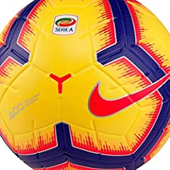 Idea Regalo - Nike SA NK STRK-FA18, Pallone Uomo, Yellow/Purple/Flash Crimson, 5